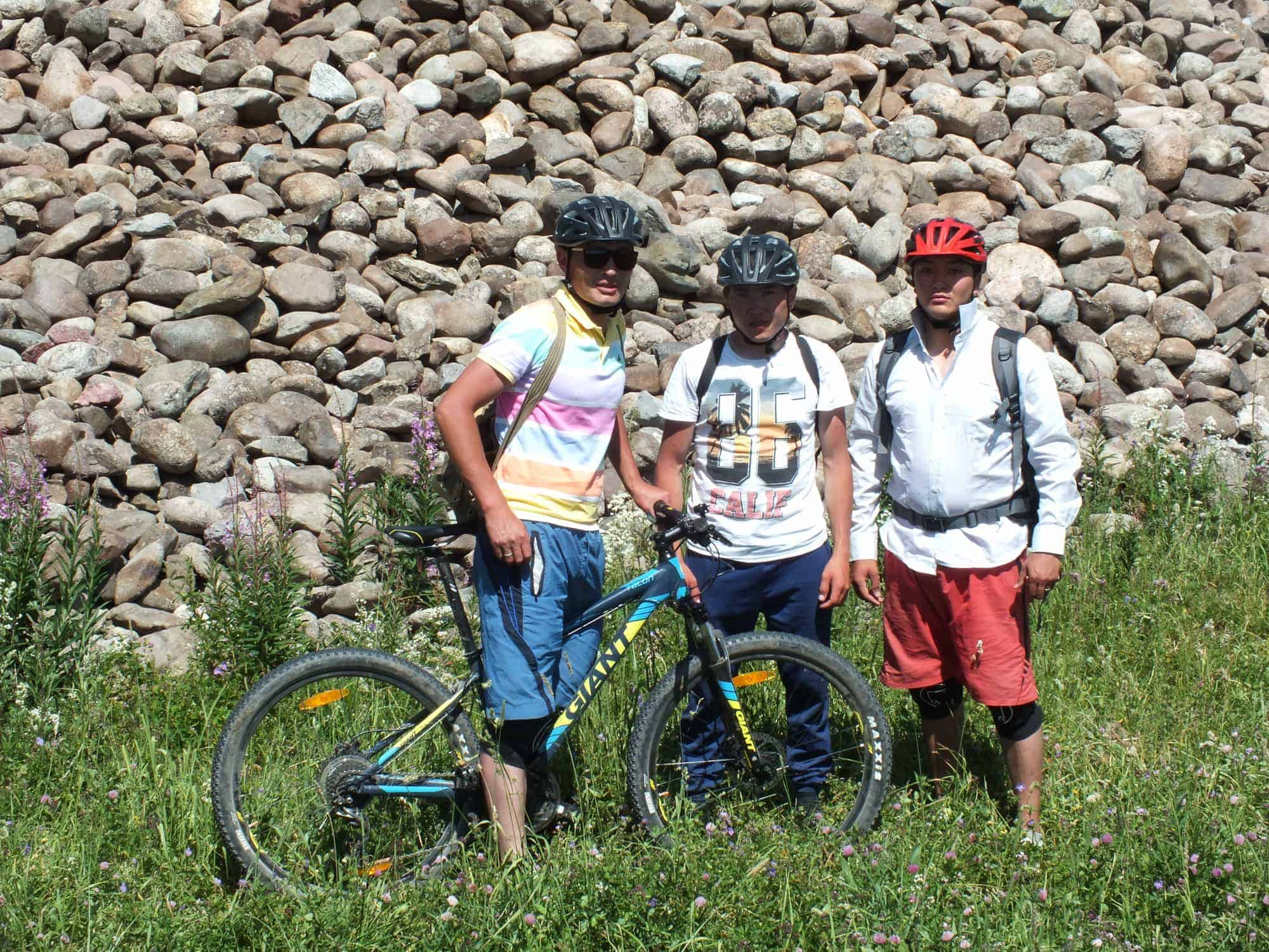 Mountain Biking in Jyrgalan