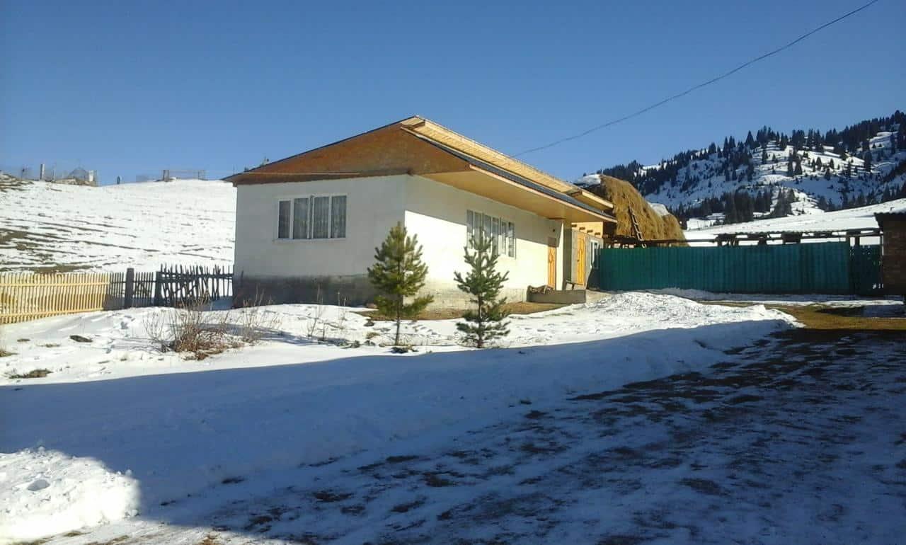 Nur Hostel, Jyrgalan - Kyrgyzstan
