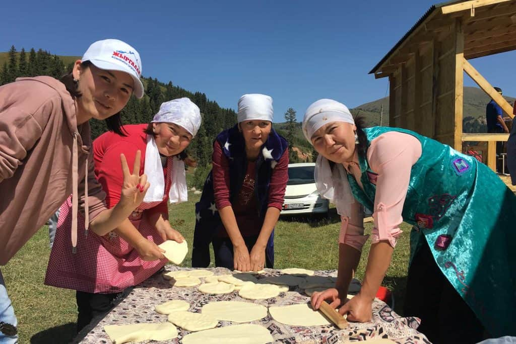 Cultural Activities in Jyrgalan Valley, Kyrgyzstan