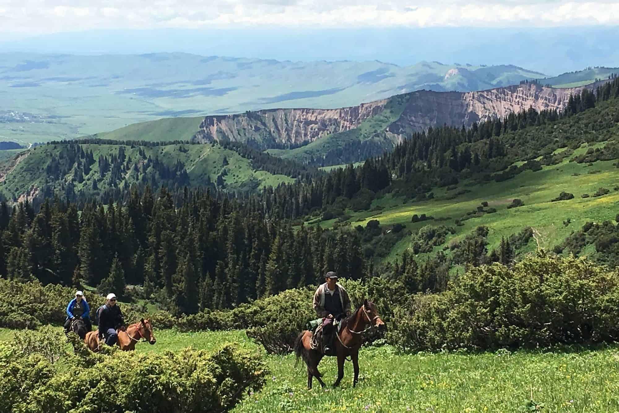 Jyrgalan Horseback Riding