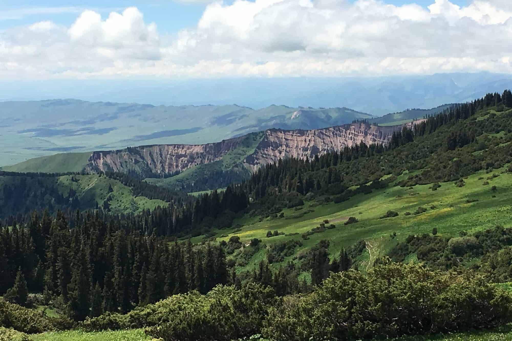 Kyzyl-Jar Canyon, Jyrgalan - Kyrgyzstan