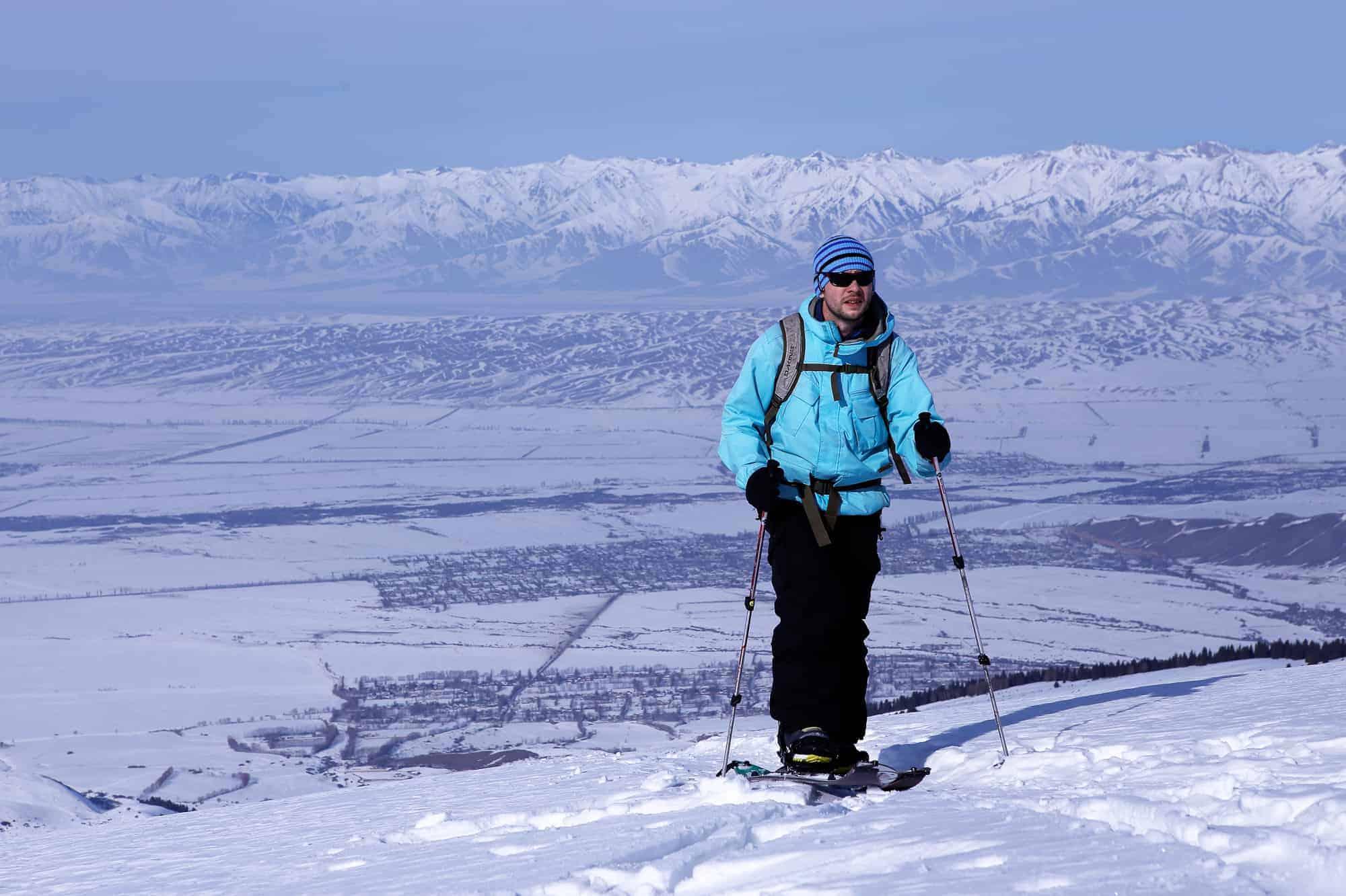 Jyrgalan Skiing