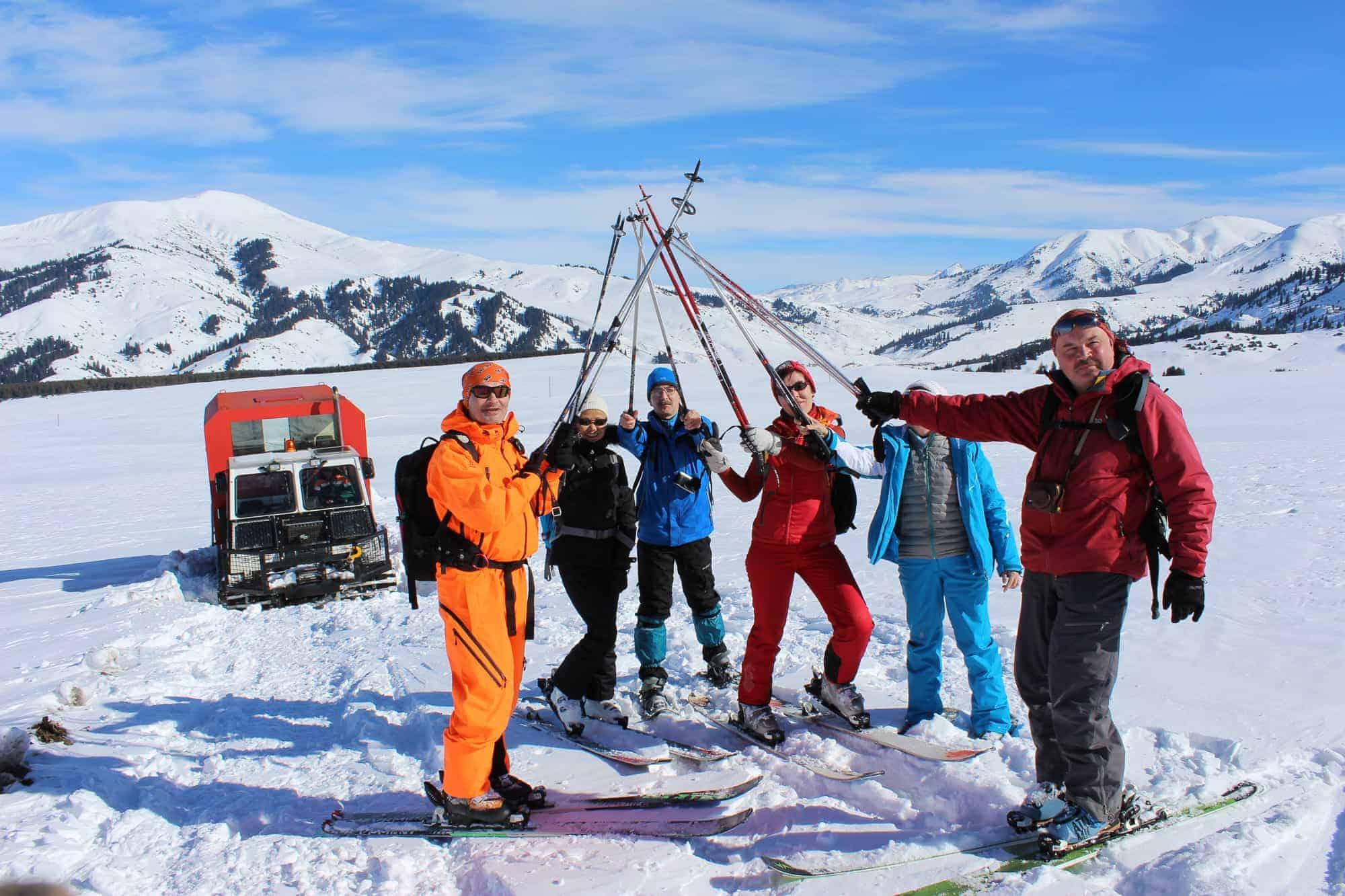 Jyrgalan Winter Sports