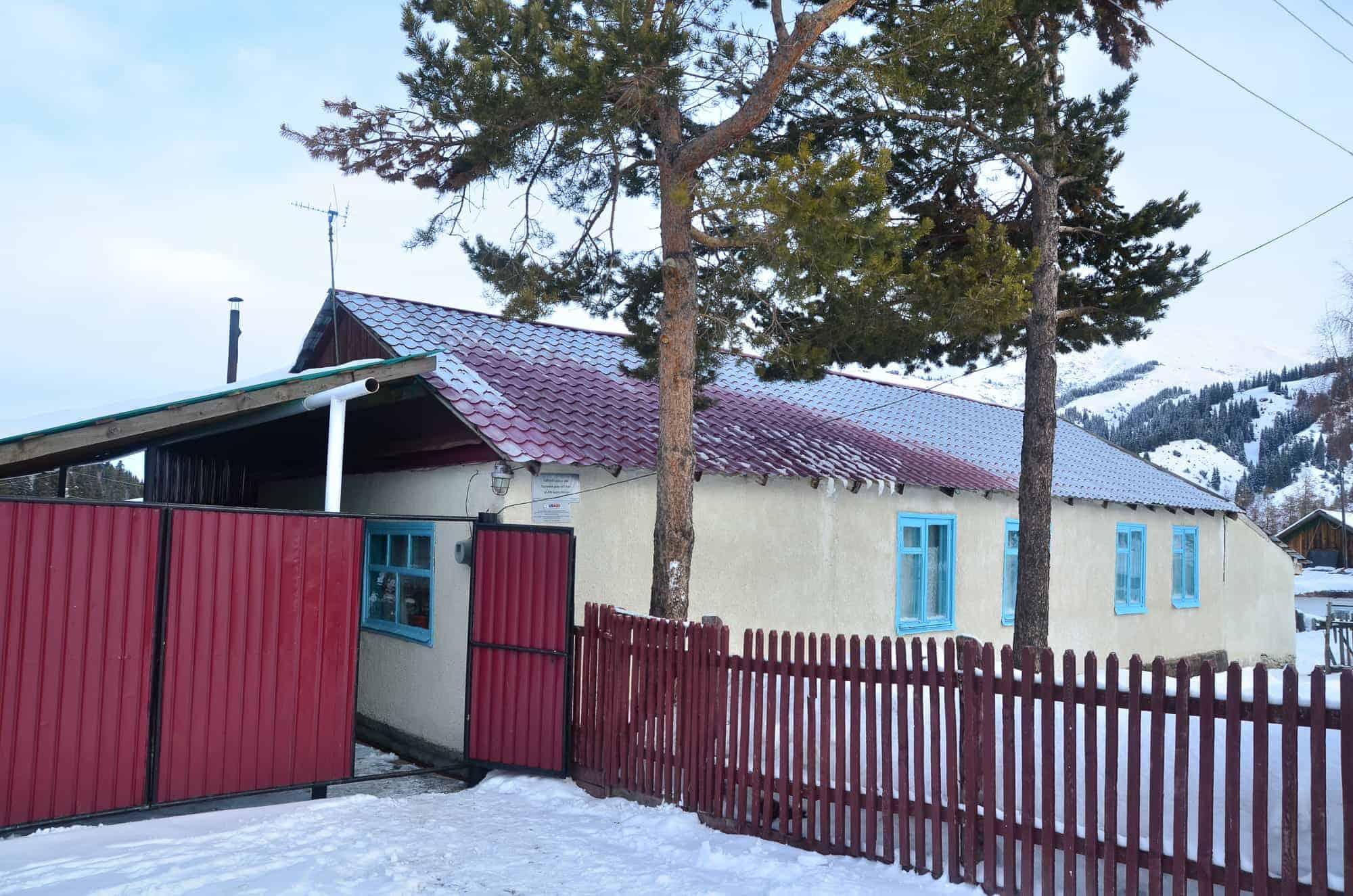 Ulan Hostel
